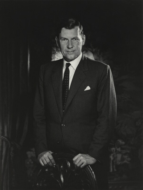 Sir Denis Arthur Hepworth Wright, by Walter Bird, 18 September 1961 - NPG x165664 - © National Portrait Gallery, London