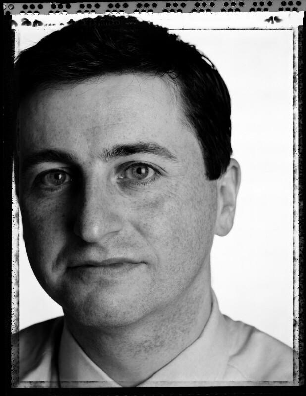 Douglas Garven Alexander, by David Partner, 24 June 2004 - NPG x127361 - © David Partner
