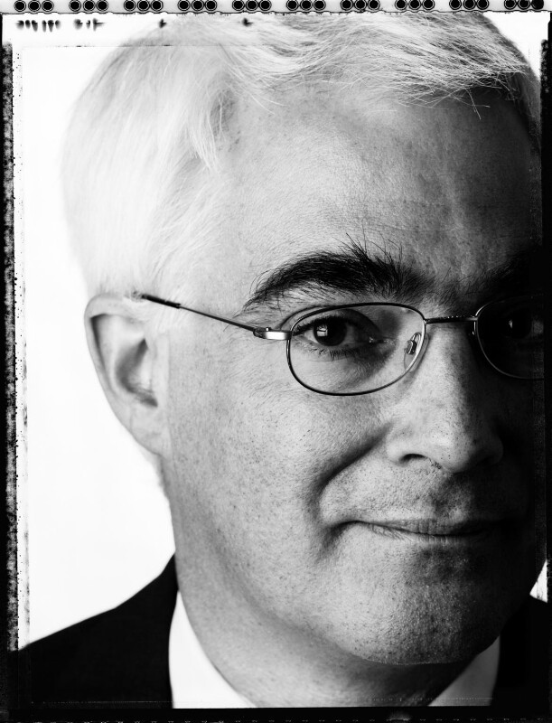 Alistair Maclean Darling, by David Partner, 27 May 2004 - NPG x127366 - © David Partner
