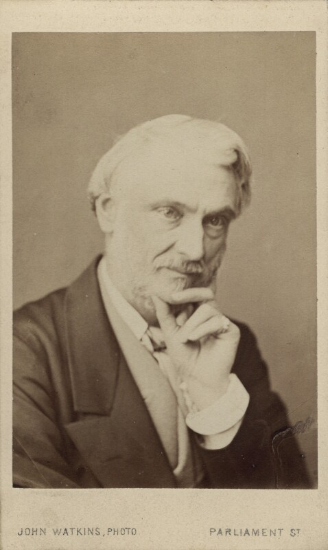 John James Robert Manners, 7th Duke of Rutland, by John Watkins, 1868 or before - NPG Ax29970 - © National Portrait Gallery, London