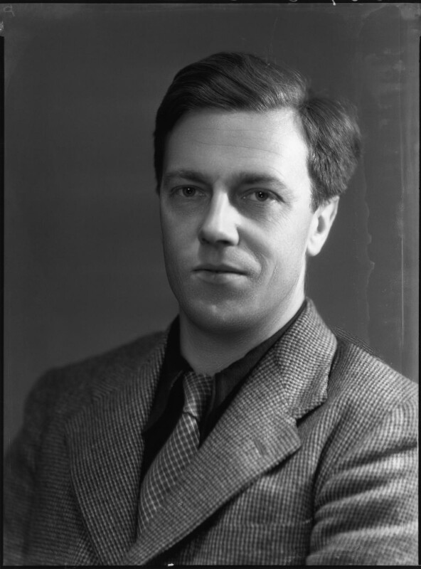 Cecil Day-Lewis, by Bassano Ltd, 2 June 1939 - NPG x127586 - © National Portrait Gallery, London