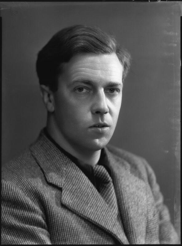 Cecil Day-Lewis, by Bassano Ltd, 2 June 1939 - NPG x127587 - © National Portrait Gallery, London