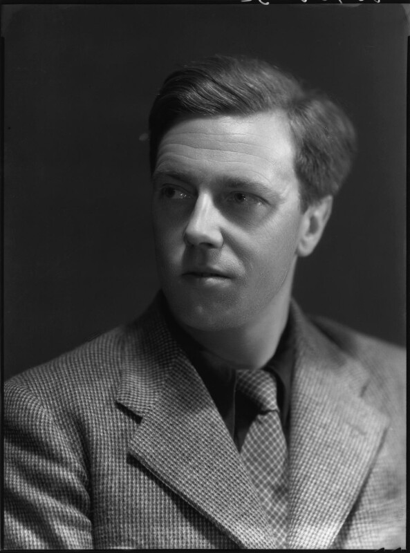 Cecil Day-Lewis, by Bassano Ltd, 2 June 1939 - NPG x127588 - © National Portrait Gallery, London