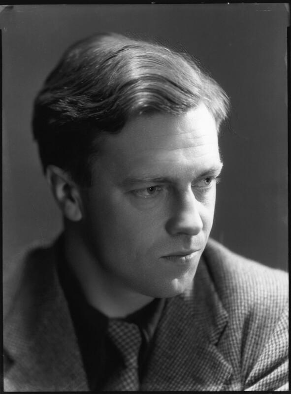 Cecil Day-Lewis, by Bassano Ltd, 2 June 1939 - NPG x127589 - © National Portrait Gallery, London