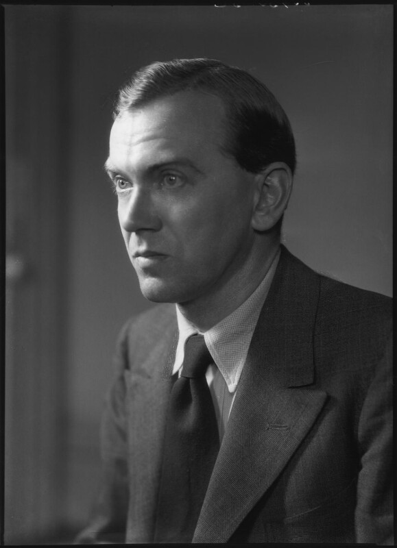 Graham Greene, by Bassano Ltd, 7 June 1939 - NPG x127590 - © National Portrait Gallery, London