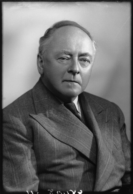 Sir Arnold Bax, by Bassano Ltd, 25 February 1942 - NPG x127609 - © National Portrait Gallery, London