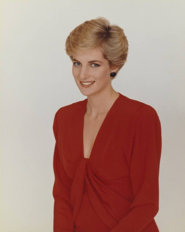 Diana, Princess of Wales, by Terence Donovan, 1986 - NPG P716(7) - Photo Terence Donovan, © The Terence Donovan Archive