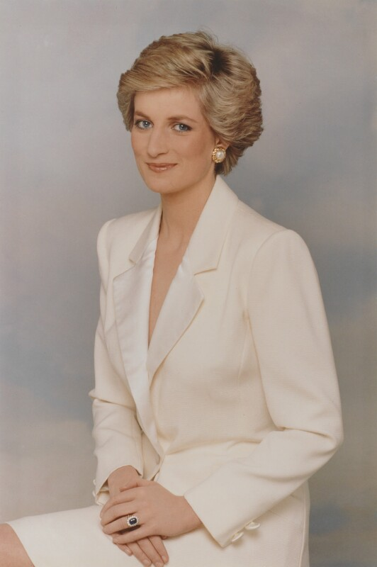 Diana, Princess of Wales, by Terence Daniel Donovan, 1990 - NPG P716(15) - Photo Terence Donovan, © The Terence Donovan Archive