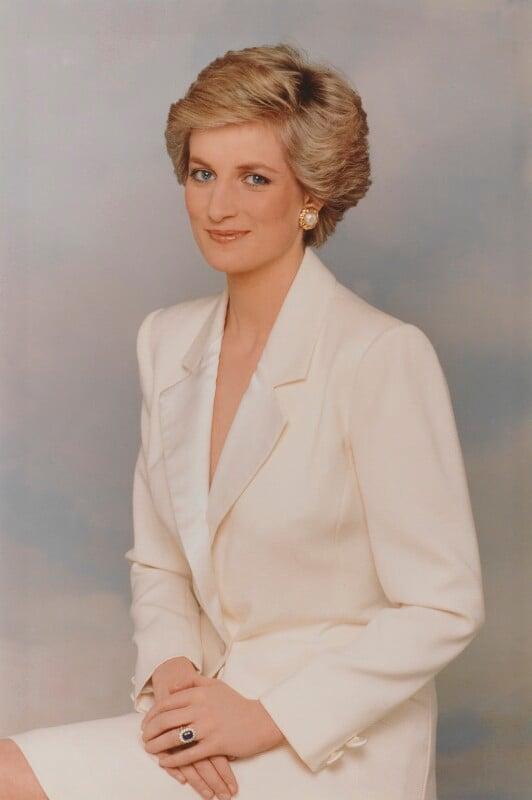 Diana, Princess of Wales, by Terence Donovan, 1990 - NPG P716(15) - Photo Terence Donovan, © The Terence Donovan Archive