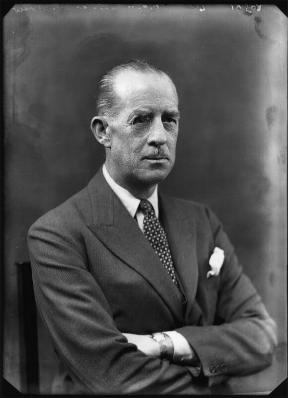 Prince Andrew of Greece, by Bassano Ltd, 21 November 1935 - NPG x127564 - © National Portrait Gallery, London