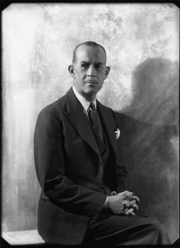 Prince Andrew of Greece, by Bassano Ltd, 21 November 1935 - NPG x127565 - © National Portrait Gallery, London