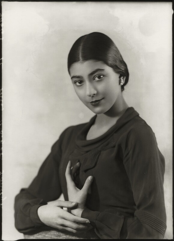 Margot Fonteyn, by Bassano Ltd, 31 December 1935 - NPG x127566 - © National Portrait Gallery, London