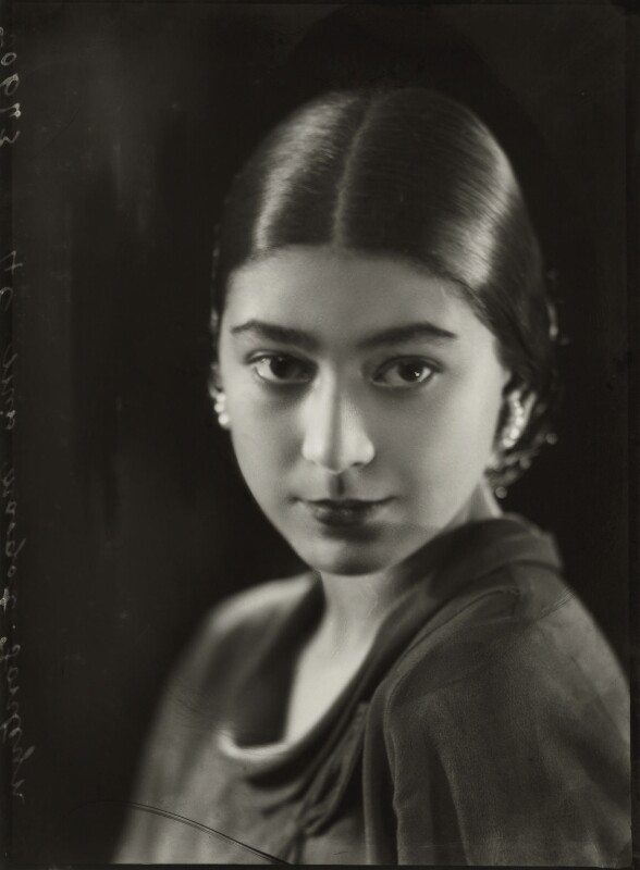 Margot Fonteyn, by Bassano Ltd, 31 December 1935 - NPG x127569 - © National Portrait Gallery, London