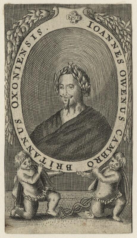John Owen, after Unknown artist, after 1669 - NPG D21223 - © National Portrait Gallery, London