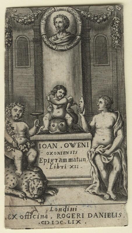 John Owen, after Unknown artist, after 1669 - NPG D21224 - © National Portrait Gallery, London