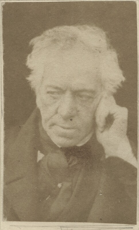Sir William Allan, by David Octavius Hill, and  Robert Adamson, circa 1844 - NPG Ax14804 - © National Portrait Gallery, London