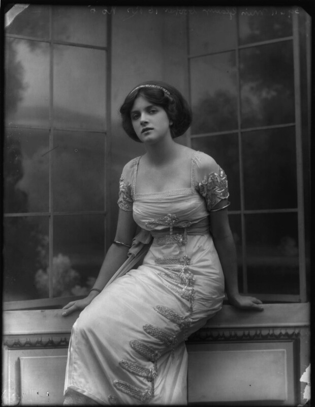 Dame Gladys Cooper, by Bassano Ltd, 1910 - NPG x127668 - © National Portrait Gallery, London