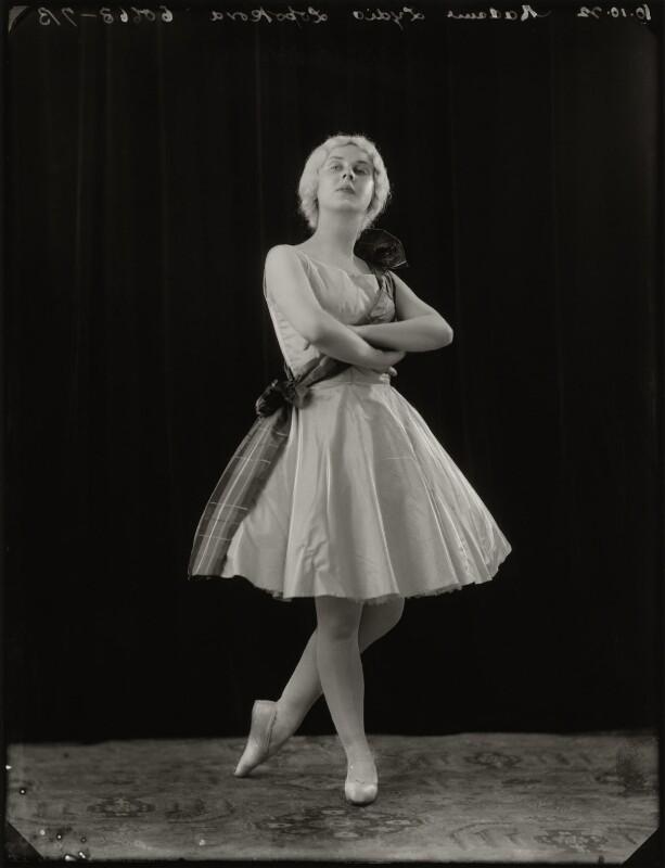Lydia Lopokova, by Bassano Ltd, 10 October 1922 - NPG x127827 - © National Portrait Gallery, London