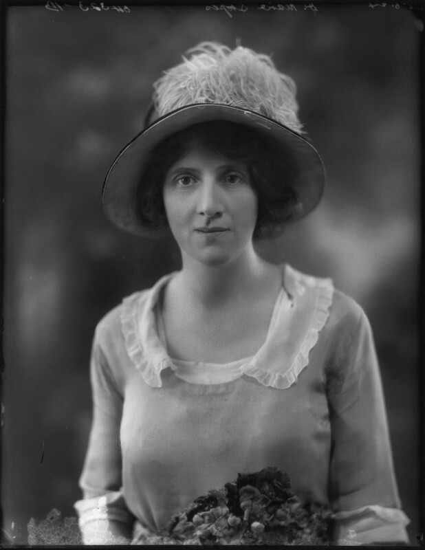 Marie Stopes, by Bassano Ltd, 26 June 1924 - NPG x127854 - © National Portrait Gallery, London