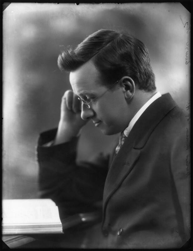 Herbert Stanley Morrison, Baron Morrison of Lambeth, by Bassano Ltd, 1 August 1924 - NPG x127859 - © National Portrait Gallery, London