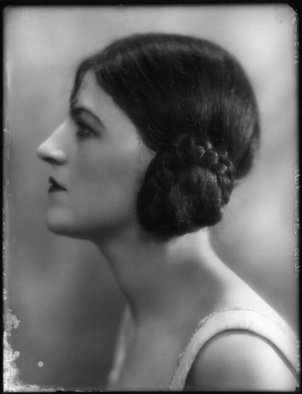 Dame Gracie Fields, by Bassano Ltd, 24 February 1928 - NPG x127895 - © National Portrait Gallery, London