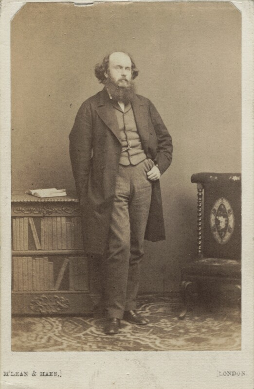 (Myles) Birket Foster, by McLean & Haes, 1863 - NPG Ax14967 - © National Portrait Gallery, London