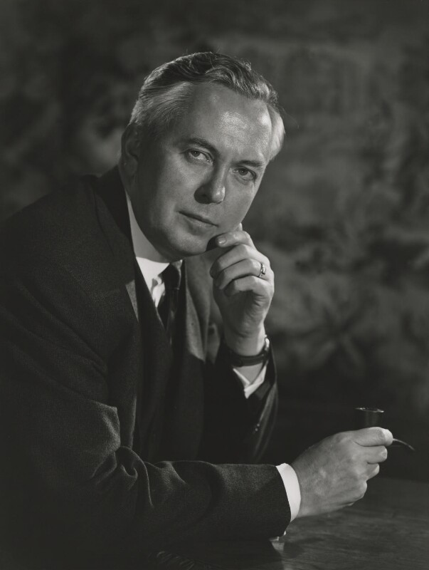 Harold Wilson, by Walter Bird, 25 May 1962 - NPG x45598 - © National Portrait Gallery, London