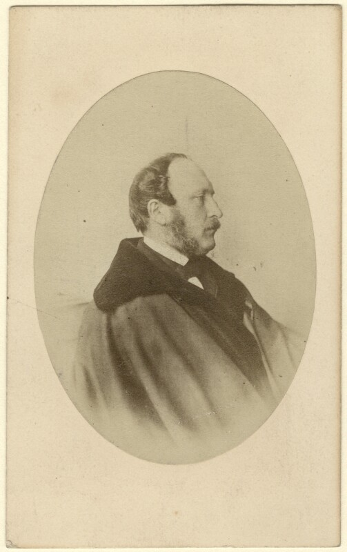 Prince Albert of Saxe-Coburg-Gotha, after Oscar Gustav Rejlander, (1857 or 1861) - NPG Ax24141 - © National Portrait Gallery, London