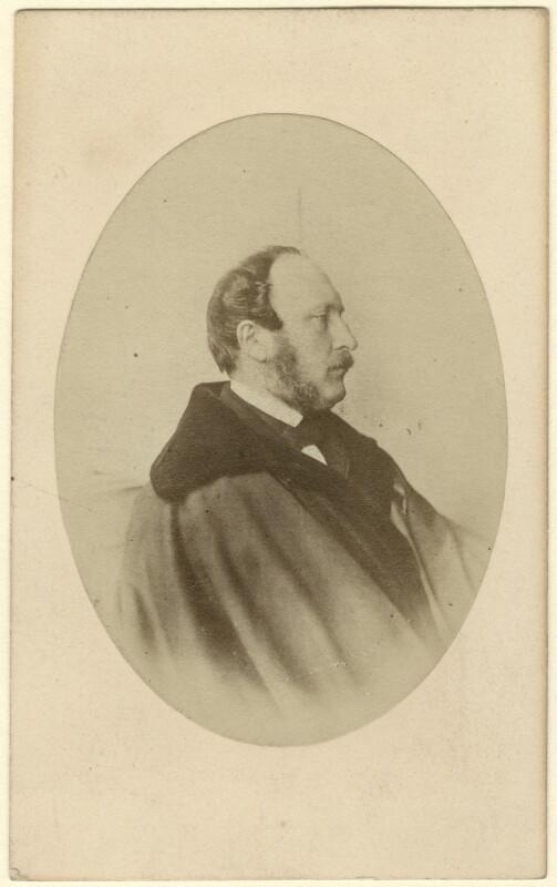 Prince Albert of Saxe-Coburg-Gotha, after Oscar Gustav Rejlander, (1857 or 1861) - NPG Ax24141 - © National Portrait Gallery, London