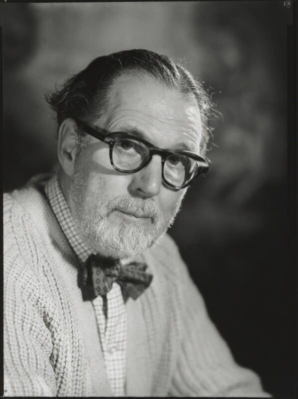 Walter Bird, by Godfrey Argent, 1966 - NPG x165813 - © National Portrait Gallery, London