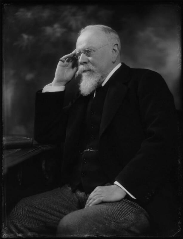 Sir (Henry) Seymour King, 1st Bt, by Bassano Ltd, 11 February 1929 - NPG x124449 - © National Portrait Gallery, London