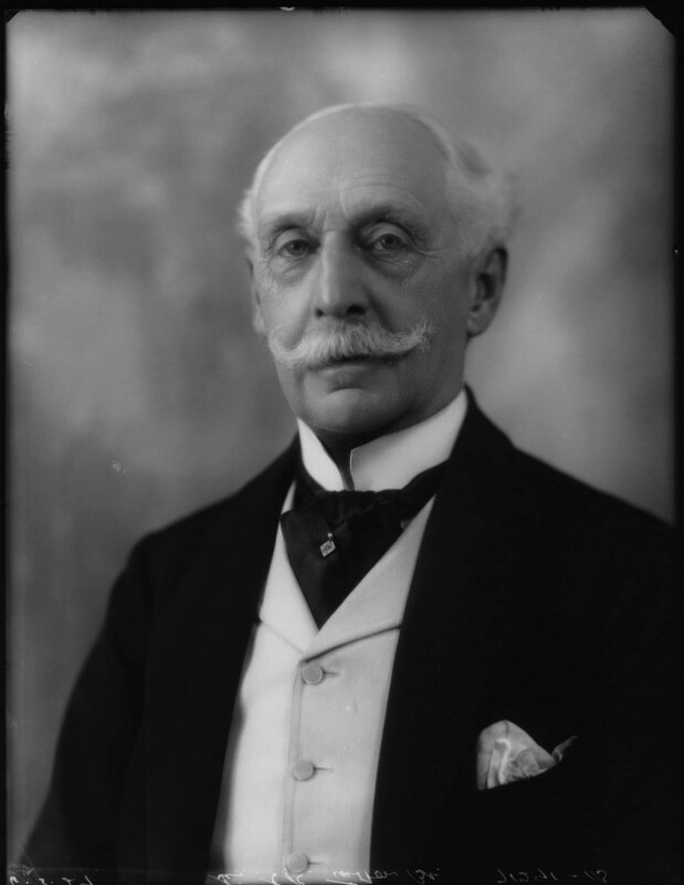 Sir Edmund Russborough Turton, 1st Bt, by Bassano Ltd, 6 March 1929 - NPG x124459 - © National Portrait Gallery, London