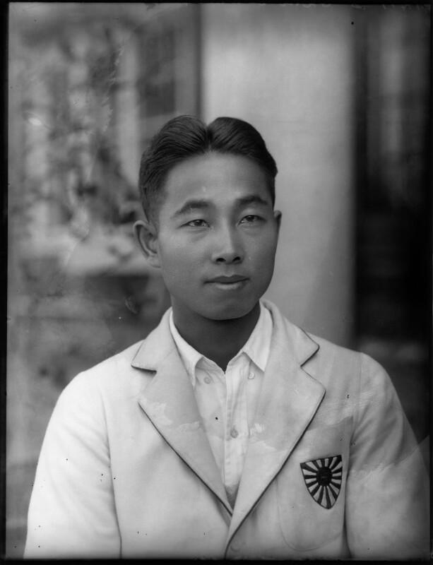 Yoshiro Ohta, by Bassano Ltd, April 1929 - NPG x124526 - © National Portrait Gallery, London