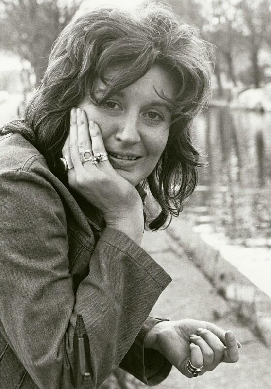 Jill Sheila Tweedie, by Angela Phillips, 1972 - NPG x128069 - © Angela Phillips