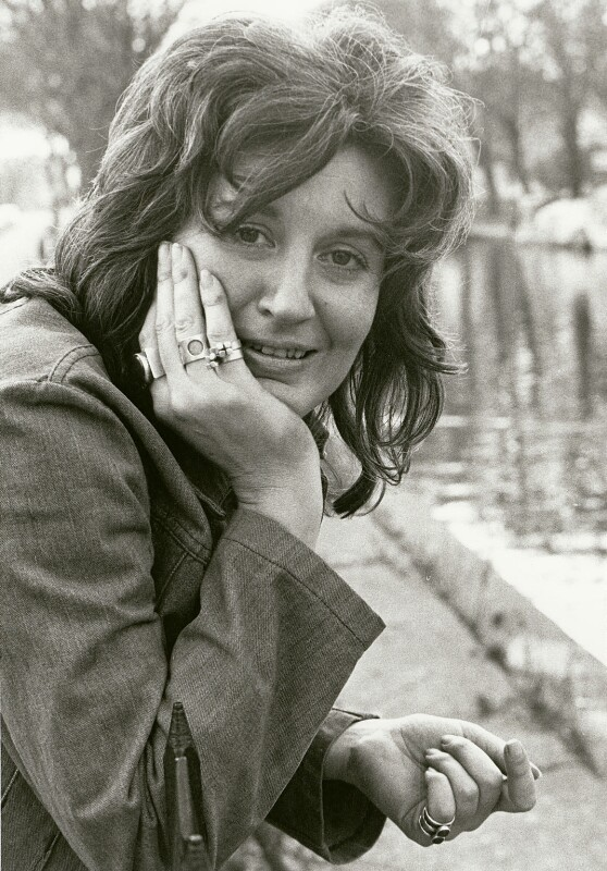 Jill Tweedie, by Angela Phillips, 1972 - NPG x128069 - © Angela Phillips