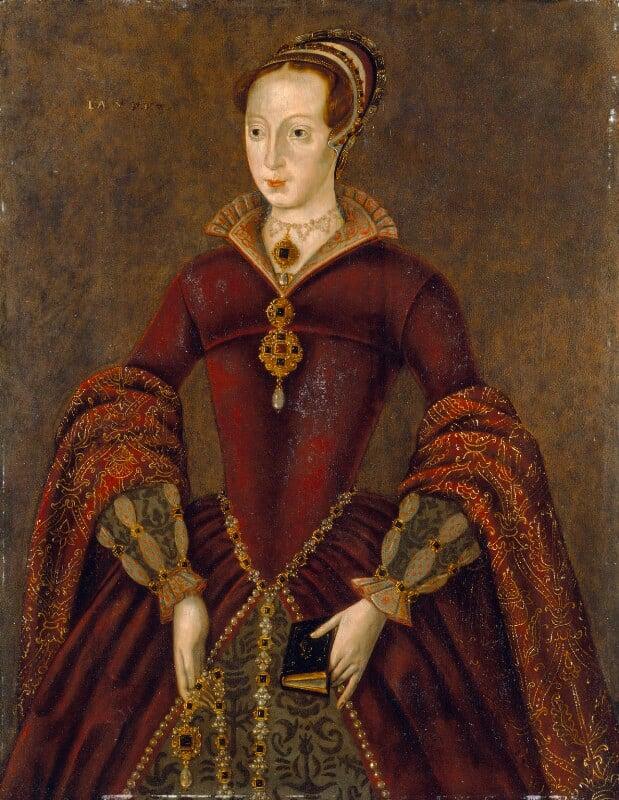 Lady Jane Grey, by Unknown artist, circa 1590-1600 - NPG 6804 - © National Portrait Gallery, London