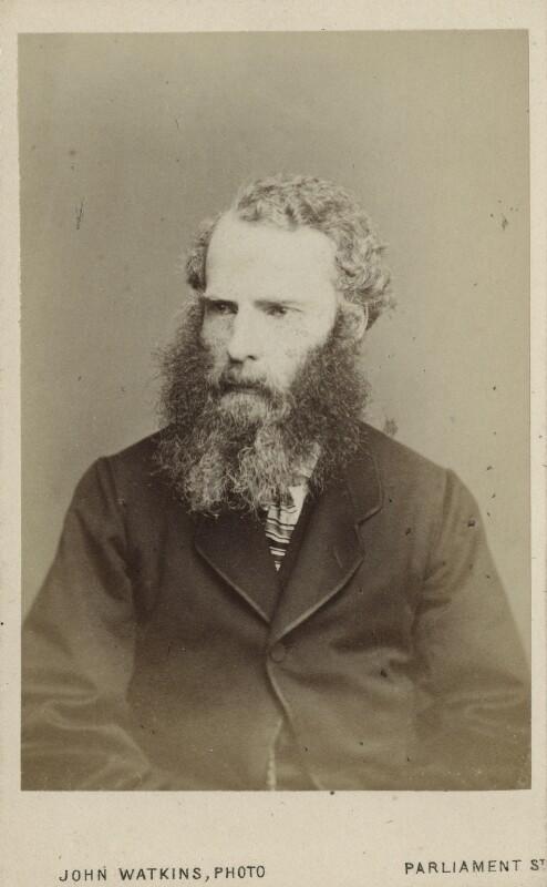 Sir Mountstuart Elphinstone Grant-Duff, by John Watkins, circa 1868 - NPG Ax17770 - © National Portrait Gallery, London