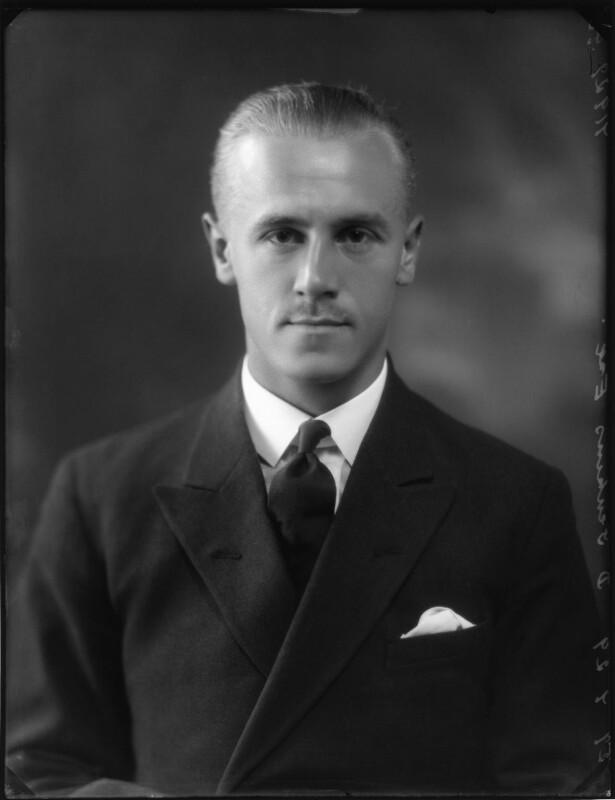 D. Jenkins, by Bassano Ltd, 22 July 1929 - NPG x124699 - © National Portrait Gallery, London