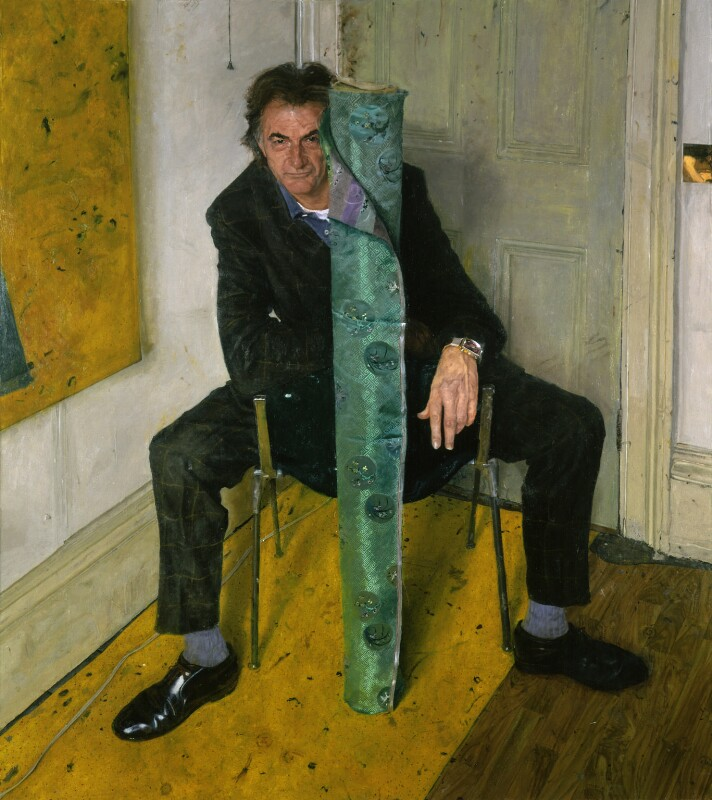 Paul Smith, by James Lloyd, 1998 - NPG 6441 - © National Portrait Gallery, London