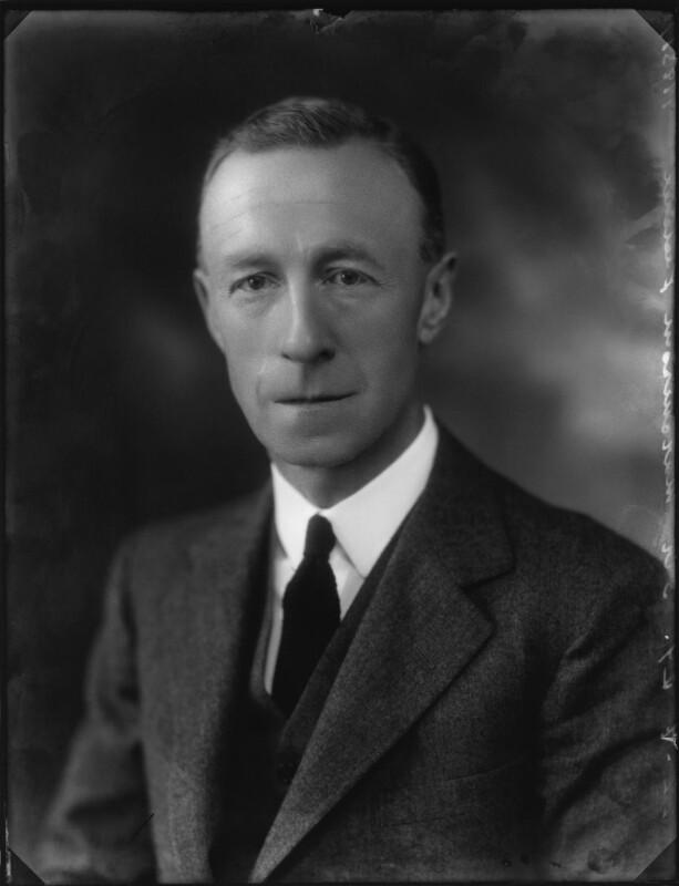 Sir (Arthur George) Murchison Fletcher, by Bassano Ltd, 22 July 1929 - NPG x124701 - © National Portrait Gallery, London