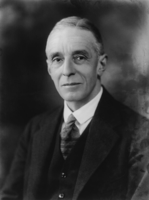 Sir Edward Cuthbert Bairstow, by Bassano Ltd, 1 August 1929 - NPG x124717 - © National Portrait Gallery, London