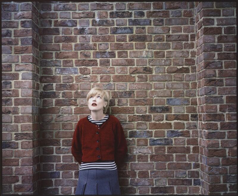 Jane Horrocks, by Harry Borden, 22 October 1998 - NPG x128159 - © Harry Borden