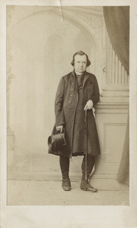 Samuel Wilberforce, by Caldesi, Blanford & Co, early 1860s - NPG Ax17852 - © National Portrait Gallery, London
