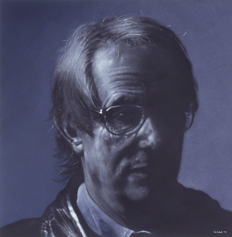 Ken Loach, by Nick Cudworth, 1998 - NPG 6452 - © Nick Cudworth