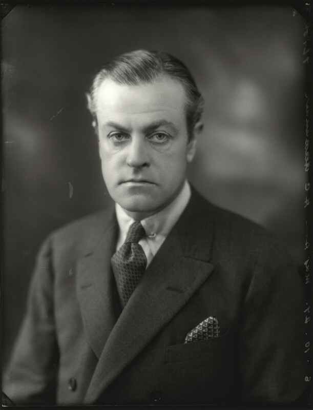 Hon. Herbrand Charles Alexander, by Bassano Ltd, 8 October 1929 - NPG x124773 - © National Portrait Gallery, London