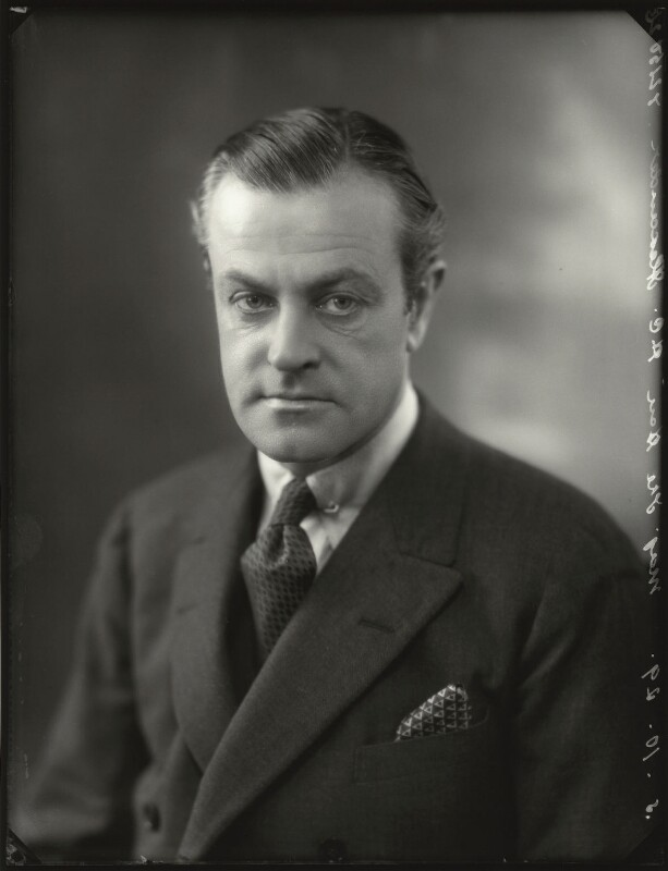 Hon. Herbrand Charles Alexander, by Bassano Ltd, 8 October 1929 - NPG x124774 - © National Portrait Gallery, London