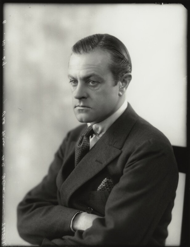 Hon. Herbrand Charles Alexander, by Bassano Ltd, 8 October 1929 - NPG x124775 - © National Portrait Gallery, London