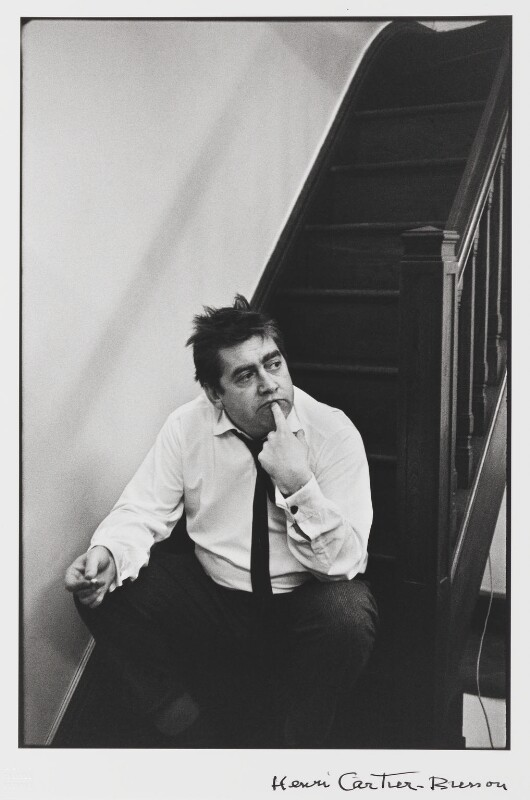 Tony Hancock, by Henri Cartier-Bresson, 1962 - NPG P725 - © Henri Cartier-Bresson / Magnum Photos