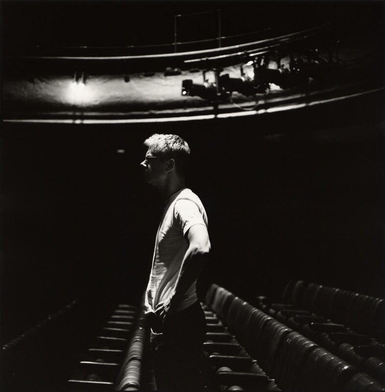 Stephen Daldry, by Fergus Greer, September 2005 - NPG x128074 - © Fergus Greer