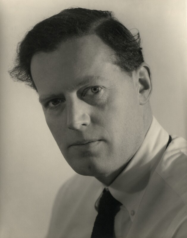 Richard Anthony Sayer Arnell, by Howard Coster, 1954 - NPG x107 - © National Portrait Gallery, London